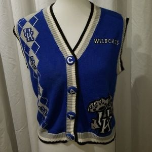 University of Kentucky Vest
